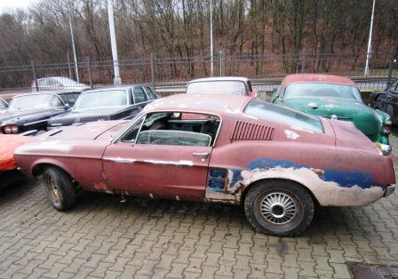 67 Mustang Fastback Project Car For Sale >> 1965 1966 1967 Mustangs Project Cars For Sale